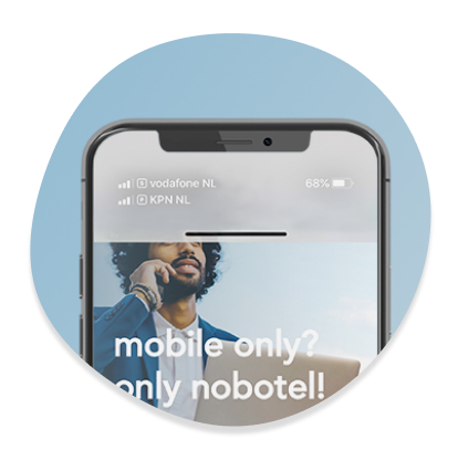 Mobile Only Nobotel